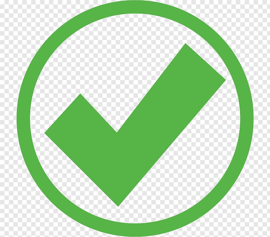 Check icon, Check mark Computer Icons, Blue Check Mark free.