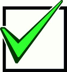 Free clipart check mark » Clipart Portal.