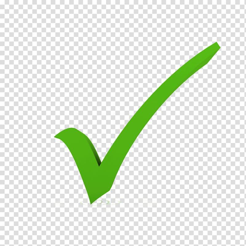Green check , Check mark Computer Icons , green tick.