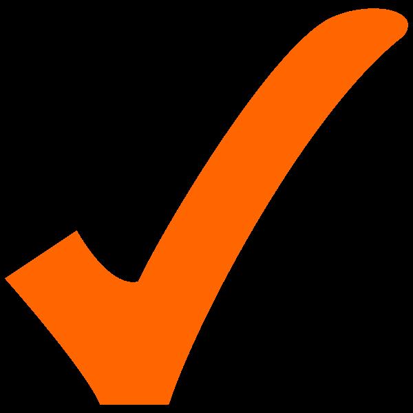 File:Orange check.svg.