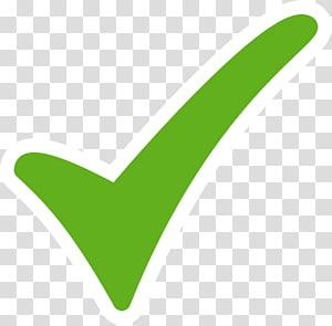 Chroma key Check mark Tilde Symbol, green tick, green check.