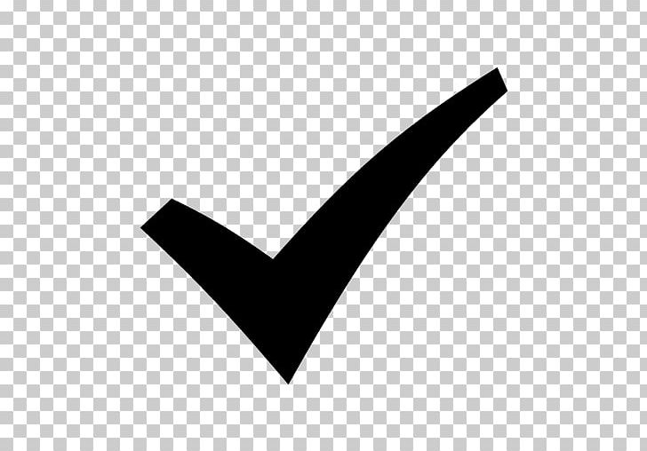 Check Mark Symbol PNG, Clipart, Angle, Black, Black And White, Brand.