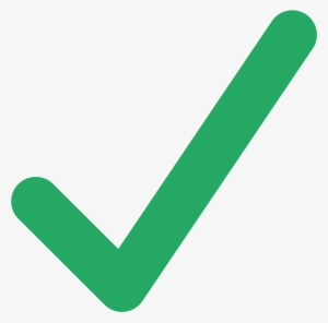 Green Check Mark PNG Images.