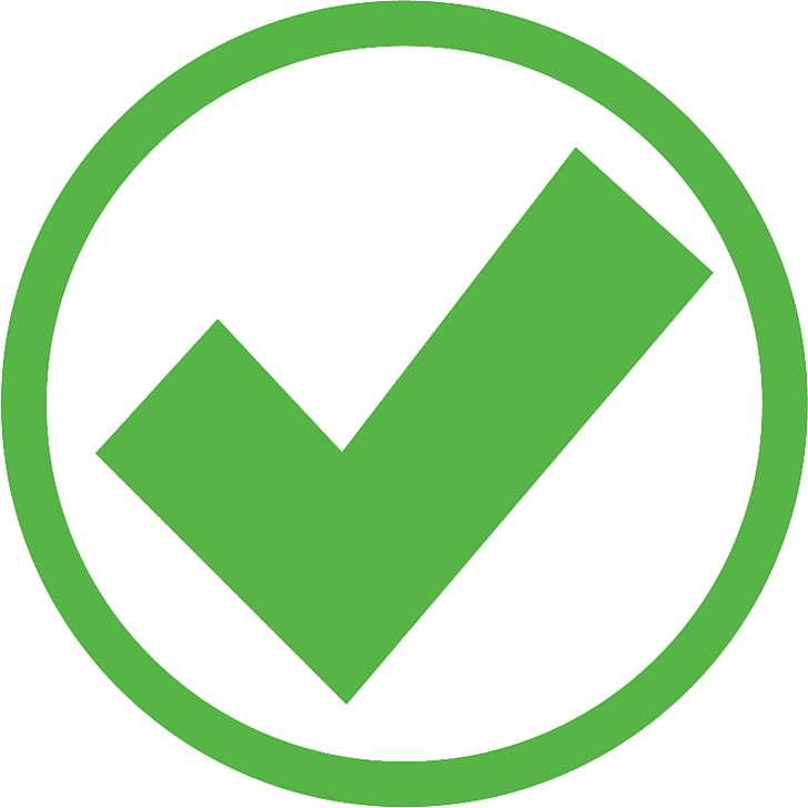 Check mark Computer Icons Scalable Graphics , Green.