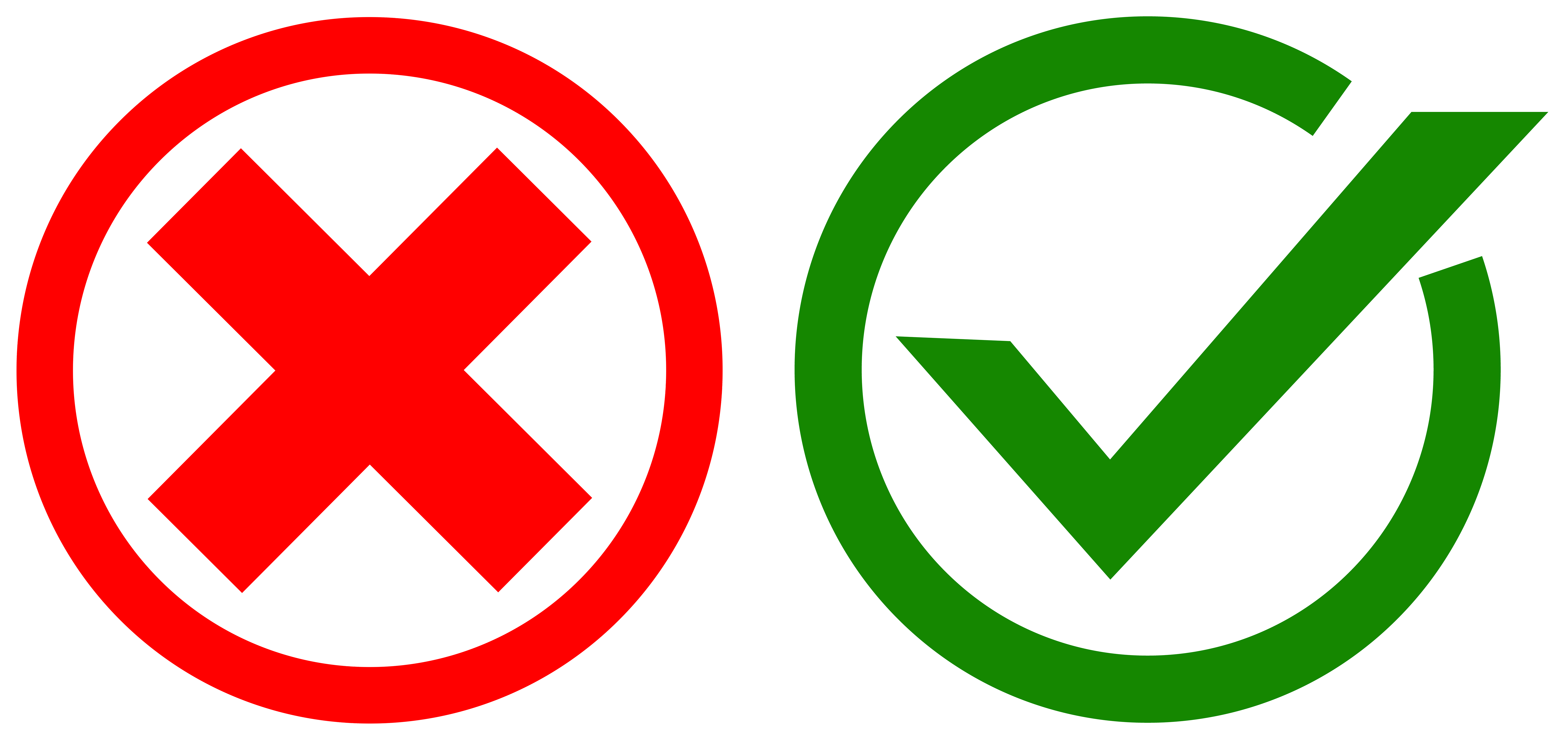 Check Marks PNG Clipart.