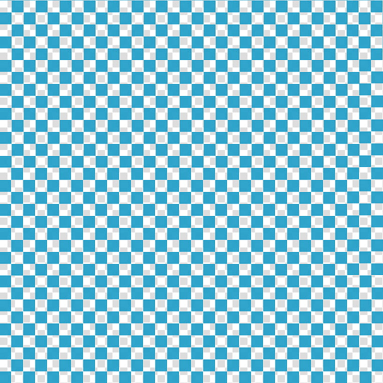 Blue and white checkered transparent background PNG clipart.