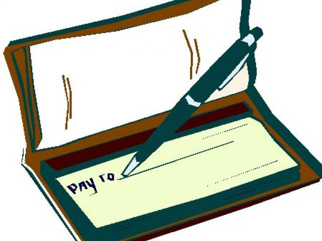 Checkbook Cliparts 11.