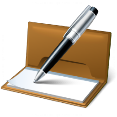 Download Free png IconExperience » V Collection » Checkbook Icon.