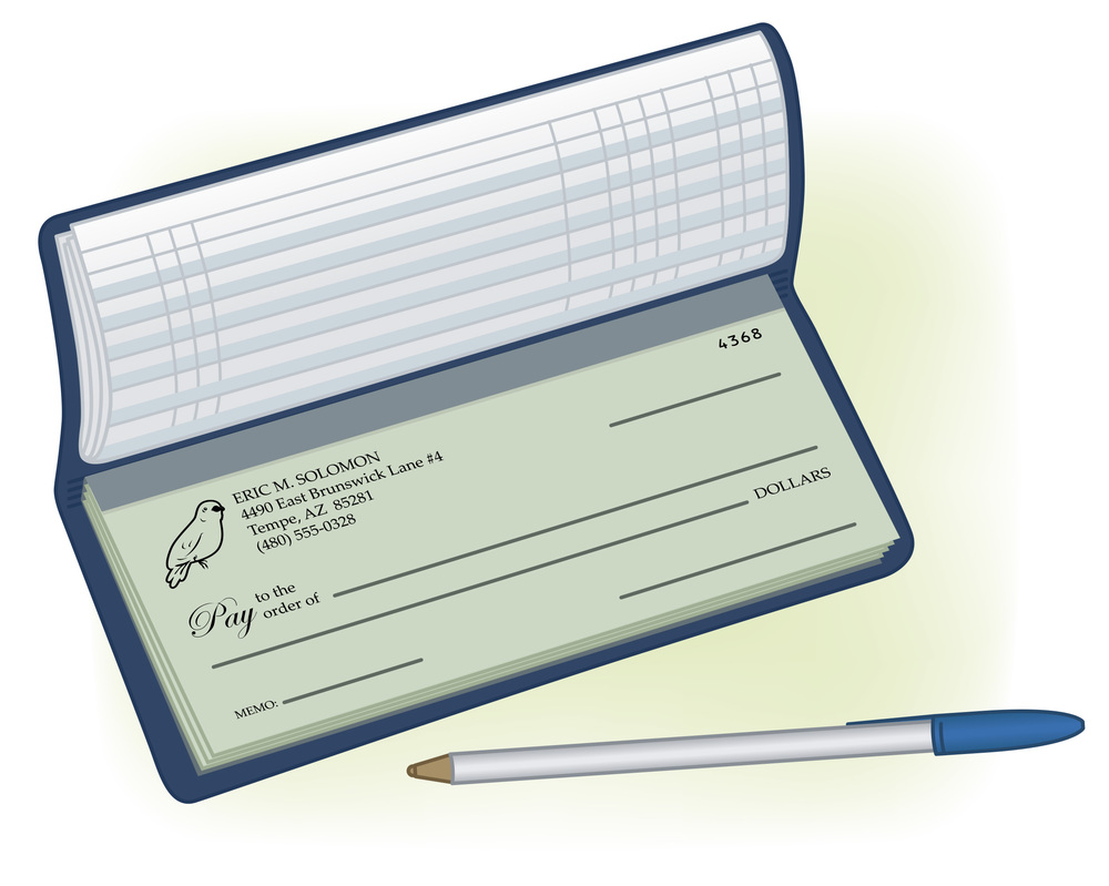 Png Download Icon Checkbook #30215.