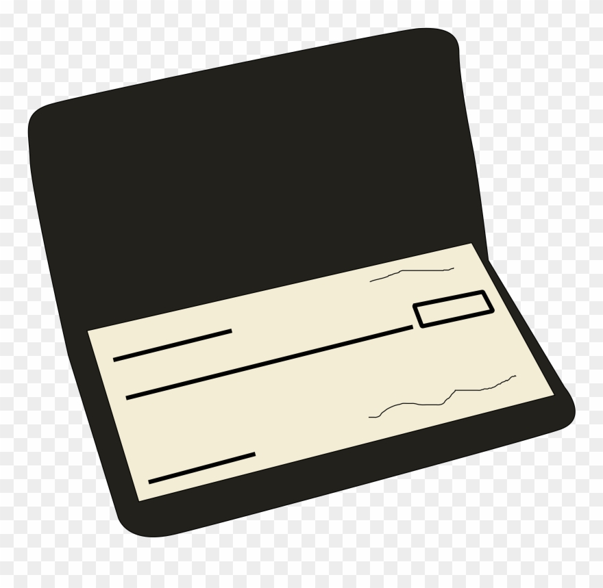 Checkbook Png Freeuse.