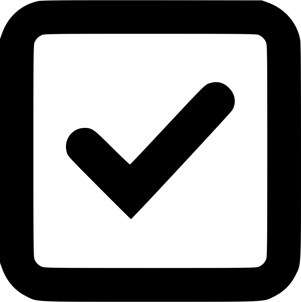 Checkbox Checked Svg Png Icon Free Download (#519556.