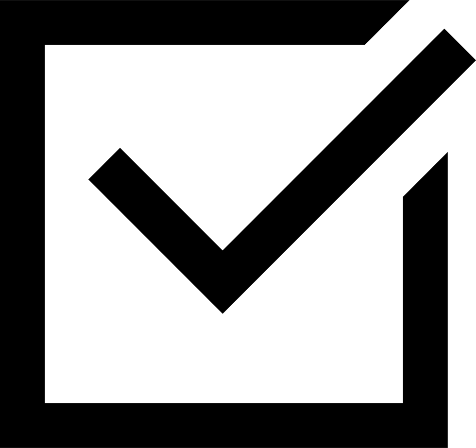 Checkbox Checked Svg Png Icon Free Download (#247702.