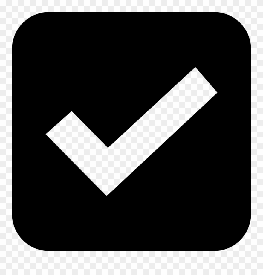 Checkbox Icon Png.
