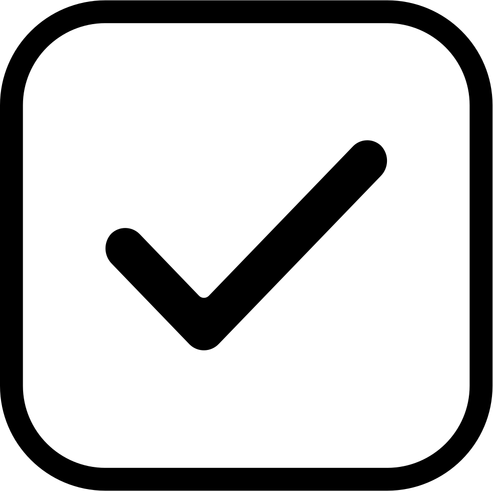 Checkbox Svg Png Icon Free Download (#385686).