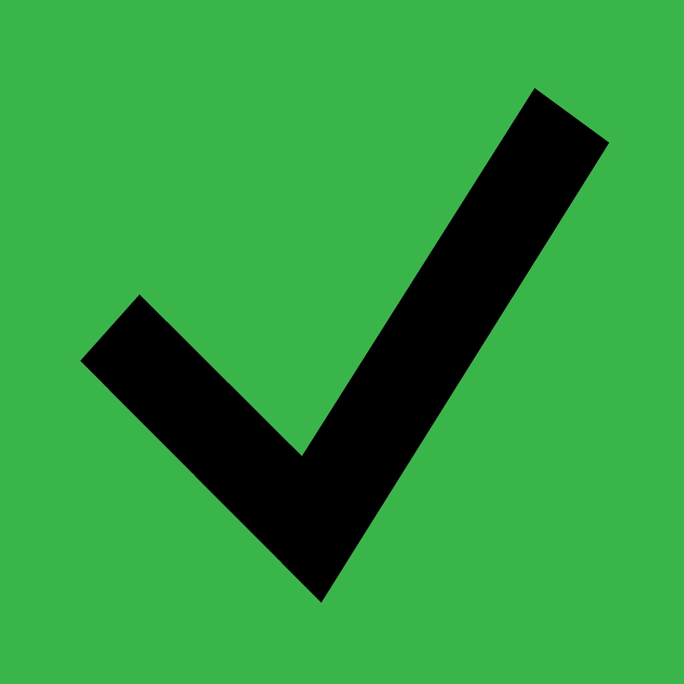 Check mark Checkbox Clip art.