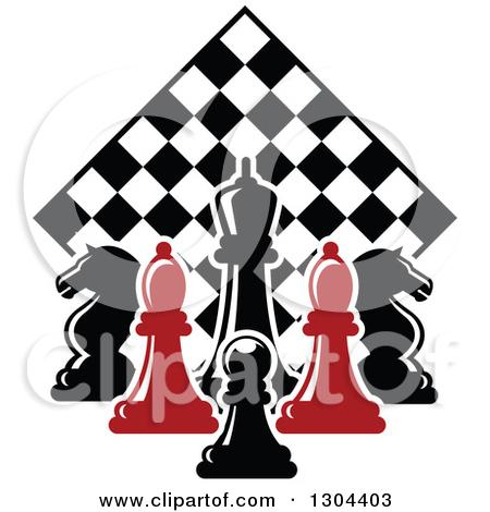 Checker Piece Clipart.