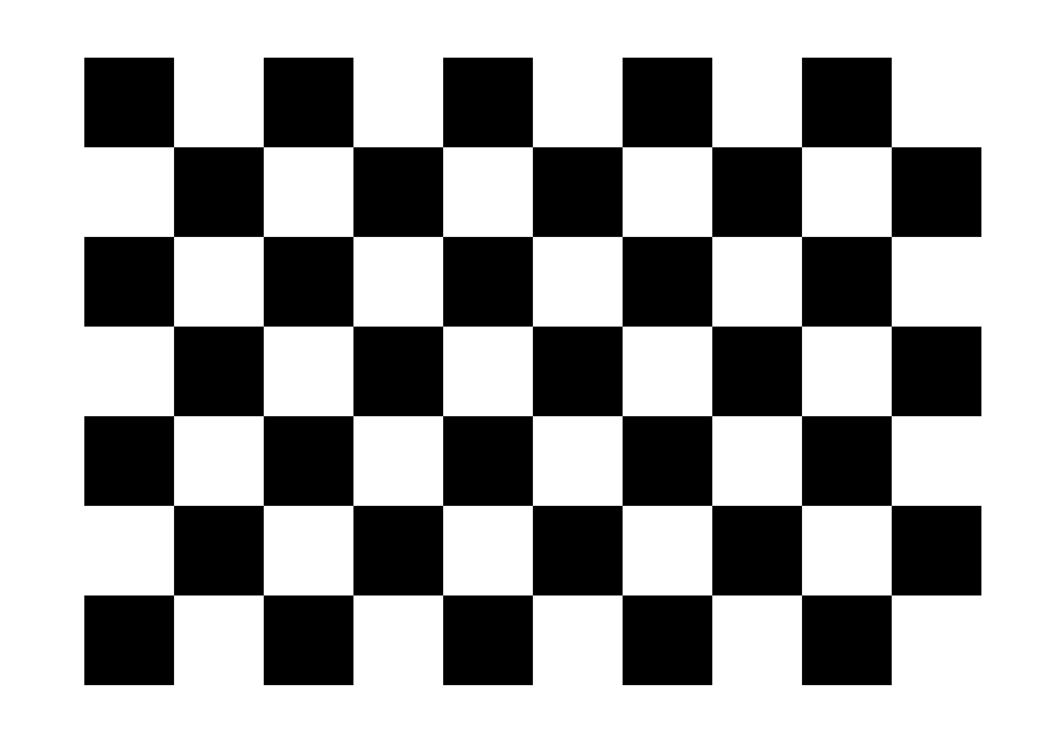Printable Checkerboard.