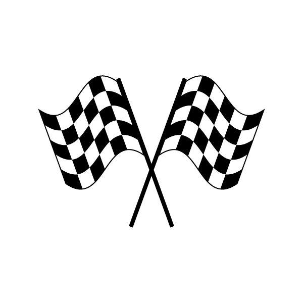 Free Checkered Flag Clip Art Borders.
