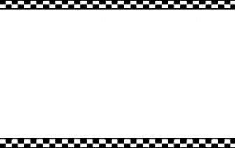 Black Checkered Background Pattern.