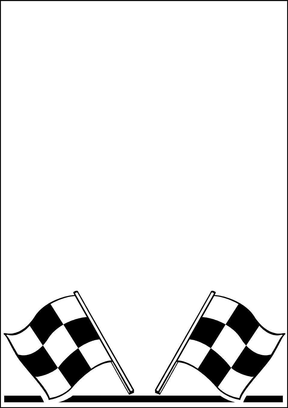 Similiar Black Race Car Border Keywords.