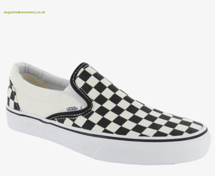 Kids Shoes 2016 Vans Classic Slip On Shoes Black White.