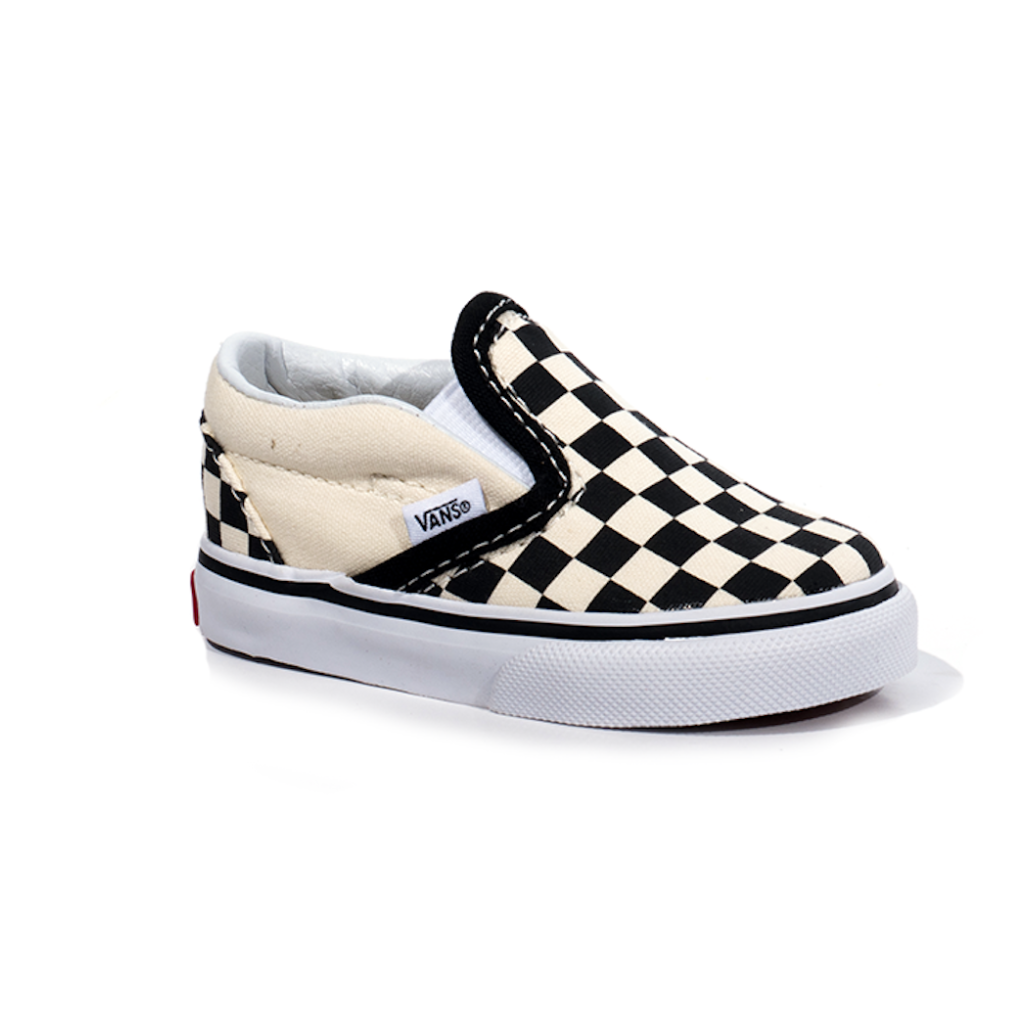 Vans Checkerboard Slip.