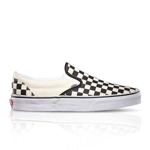 Vans Men's Classic Checkerboard Slip.