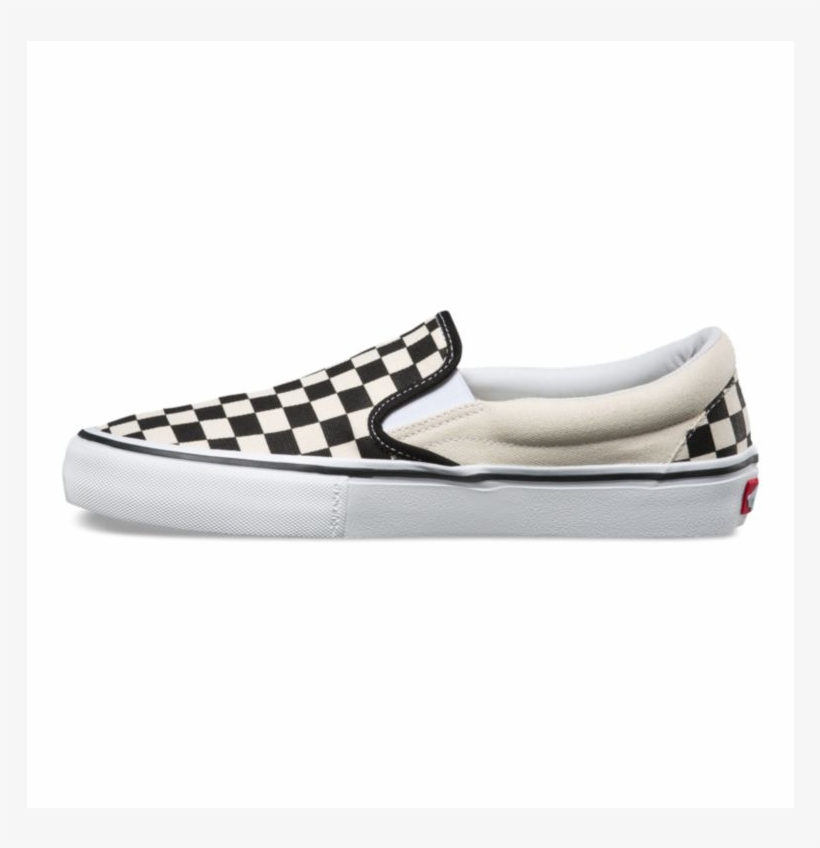 Vans Checkerboard Slip On Pro.