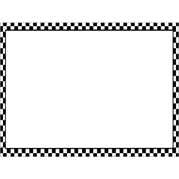 Free Checkerboard Border, Download Free Clip Art, Free Clip.