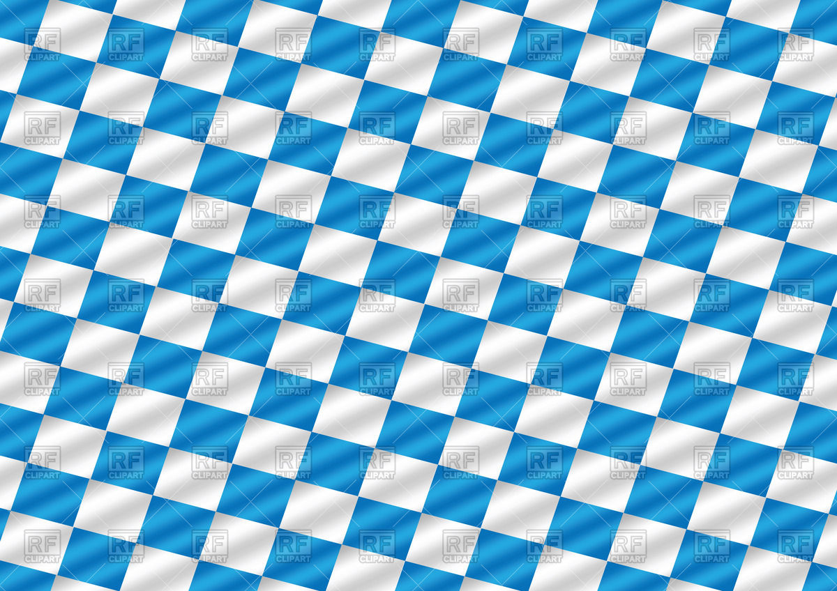 Blue checkered background Vector Image #69457.