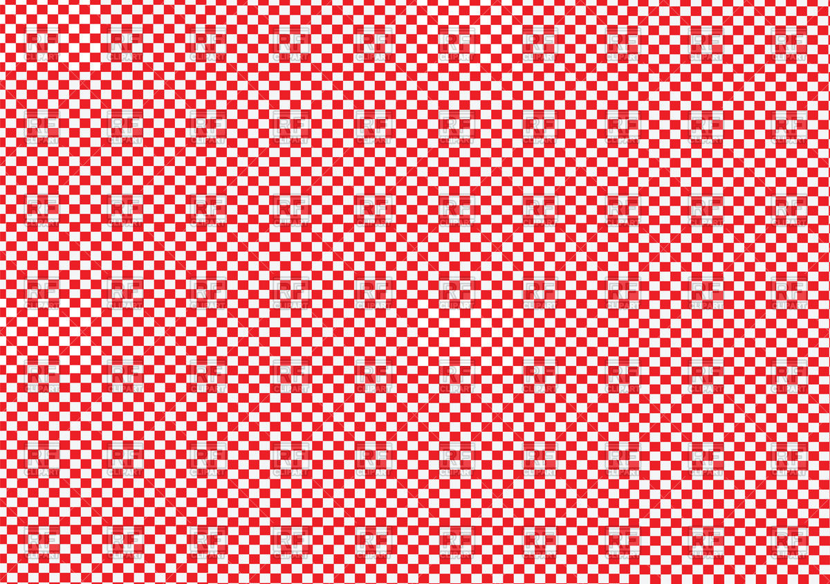 Red checkered background clipart - Clipground
