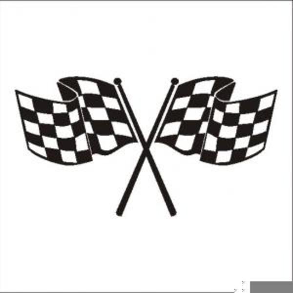 Nascar Checkered Flag Clipart.