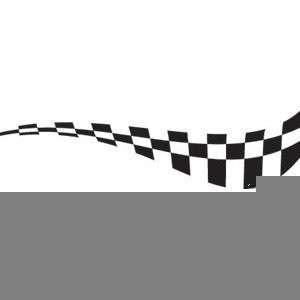 Checkered Flag Clipart Border.