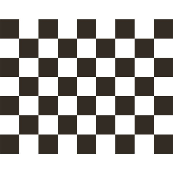 87 Racing Flag free clipart.