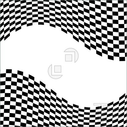 Checkered flag clip art free borders.