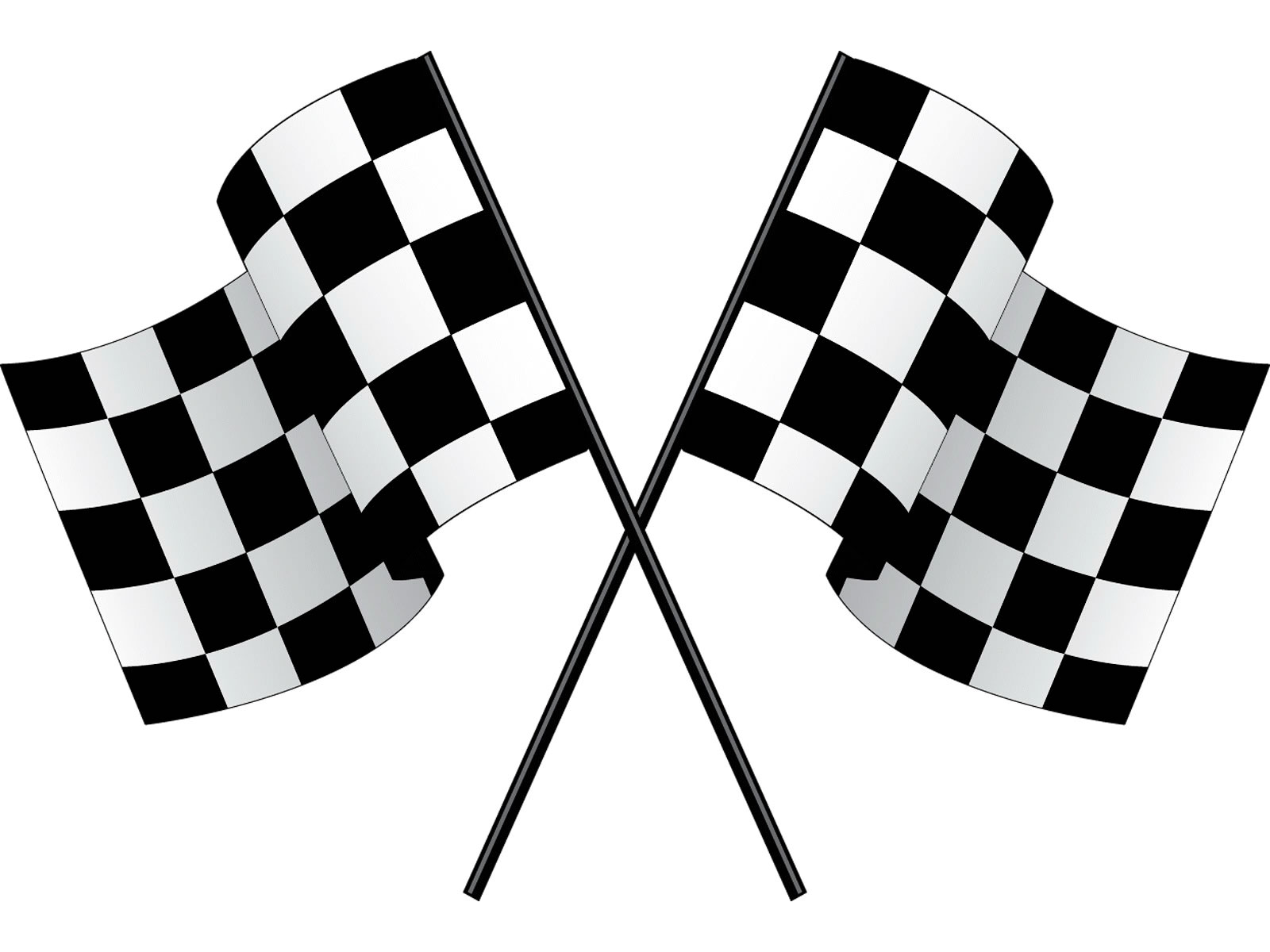 82 Racing Flags free clipart.