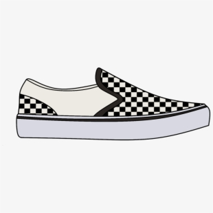 Vans Clipart Checkered.