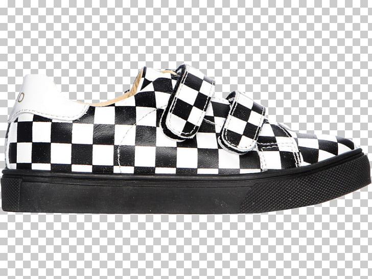 Skate shoe Sneakers Vans Fashion, checkered PNG clipart.