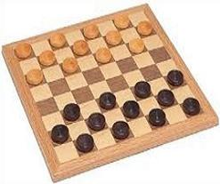 Free Checkers Clipart.