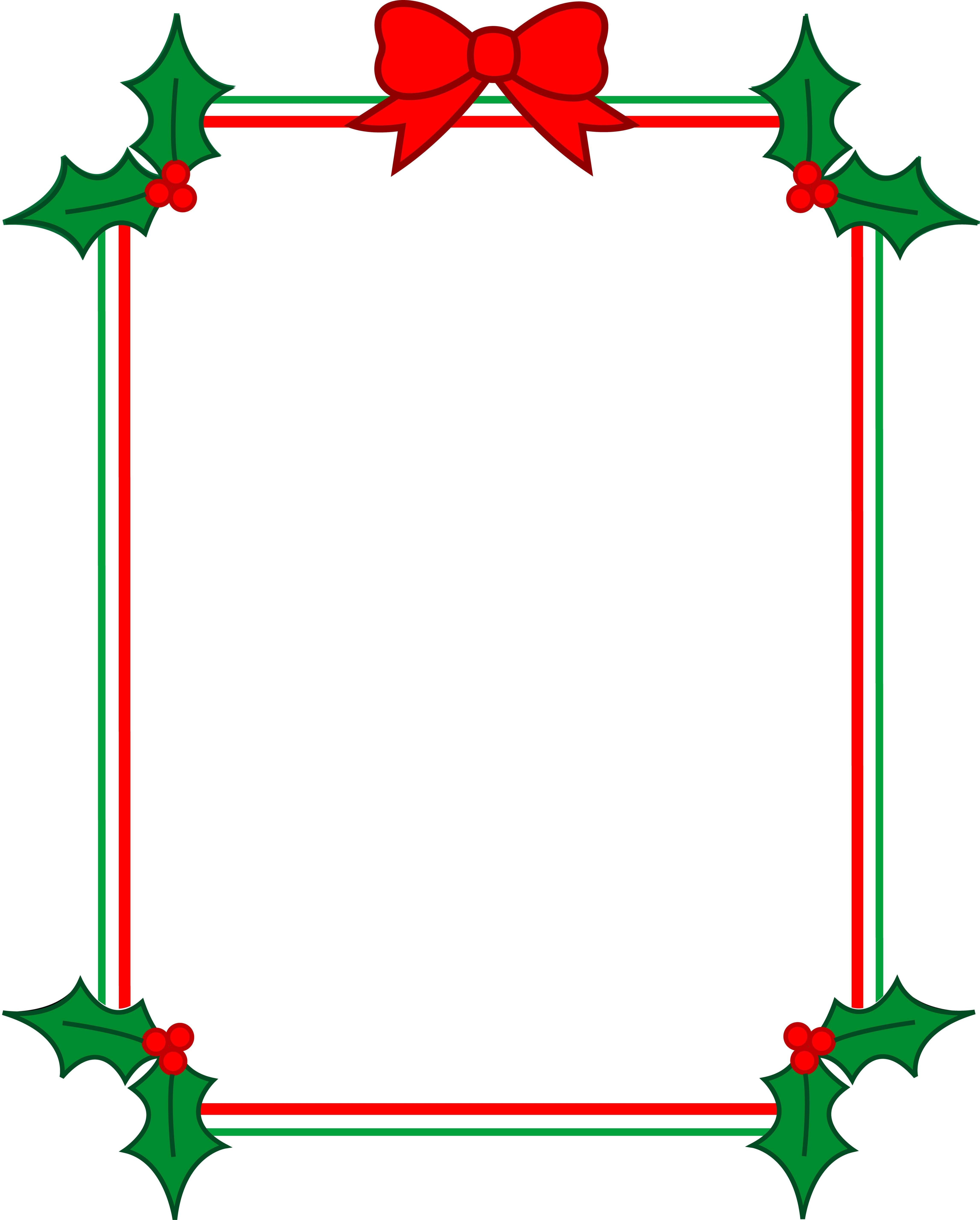 Page Border Clipart Free Download For Word.