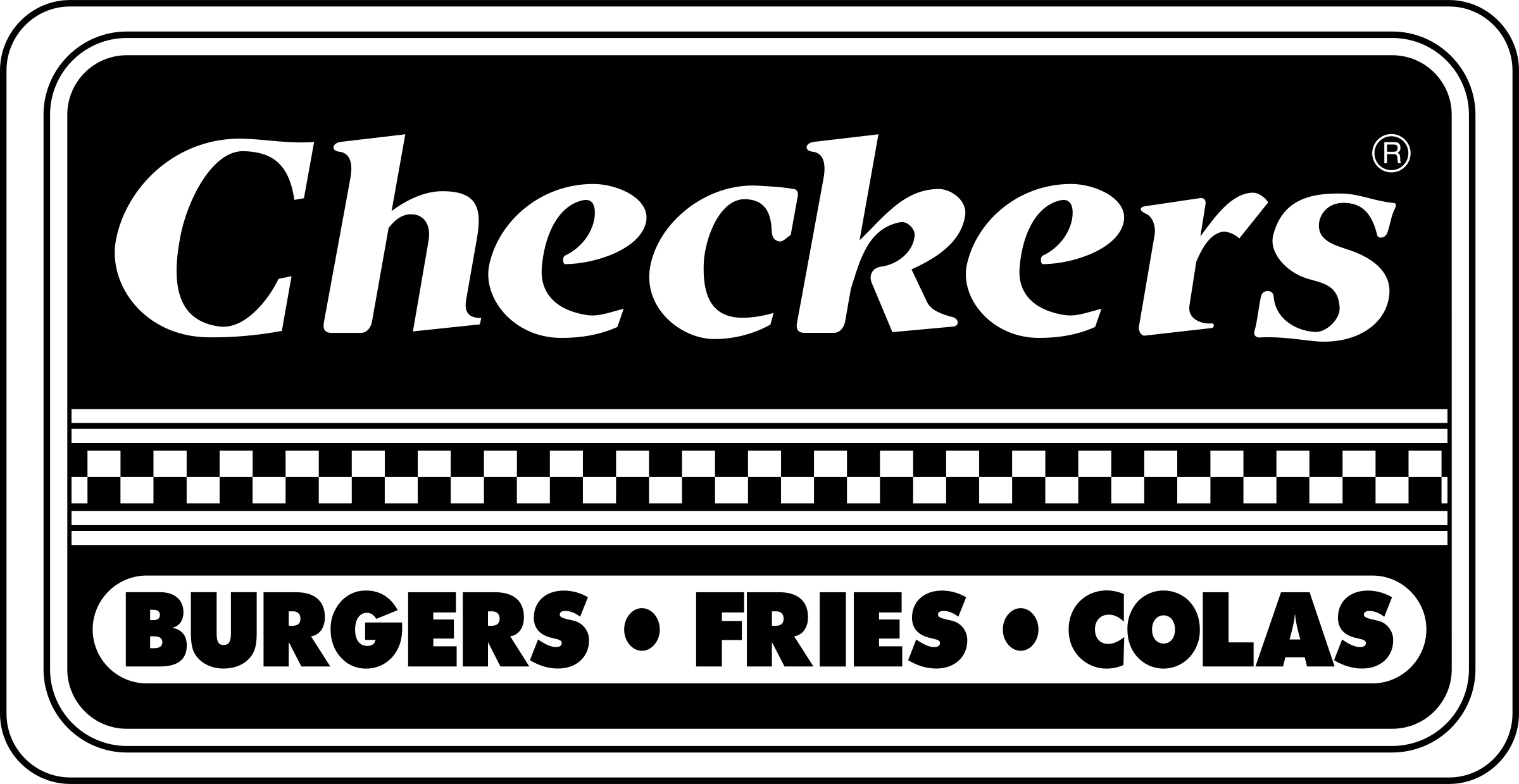 Checkers Logo PNG Transparent & SVG Vector.