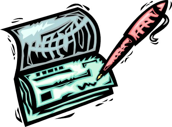 Cartoon Money clipart.
