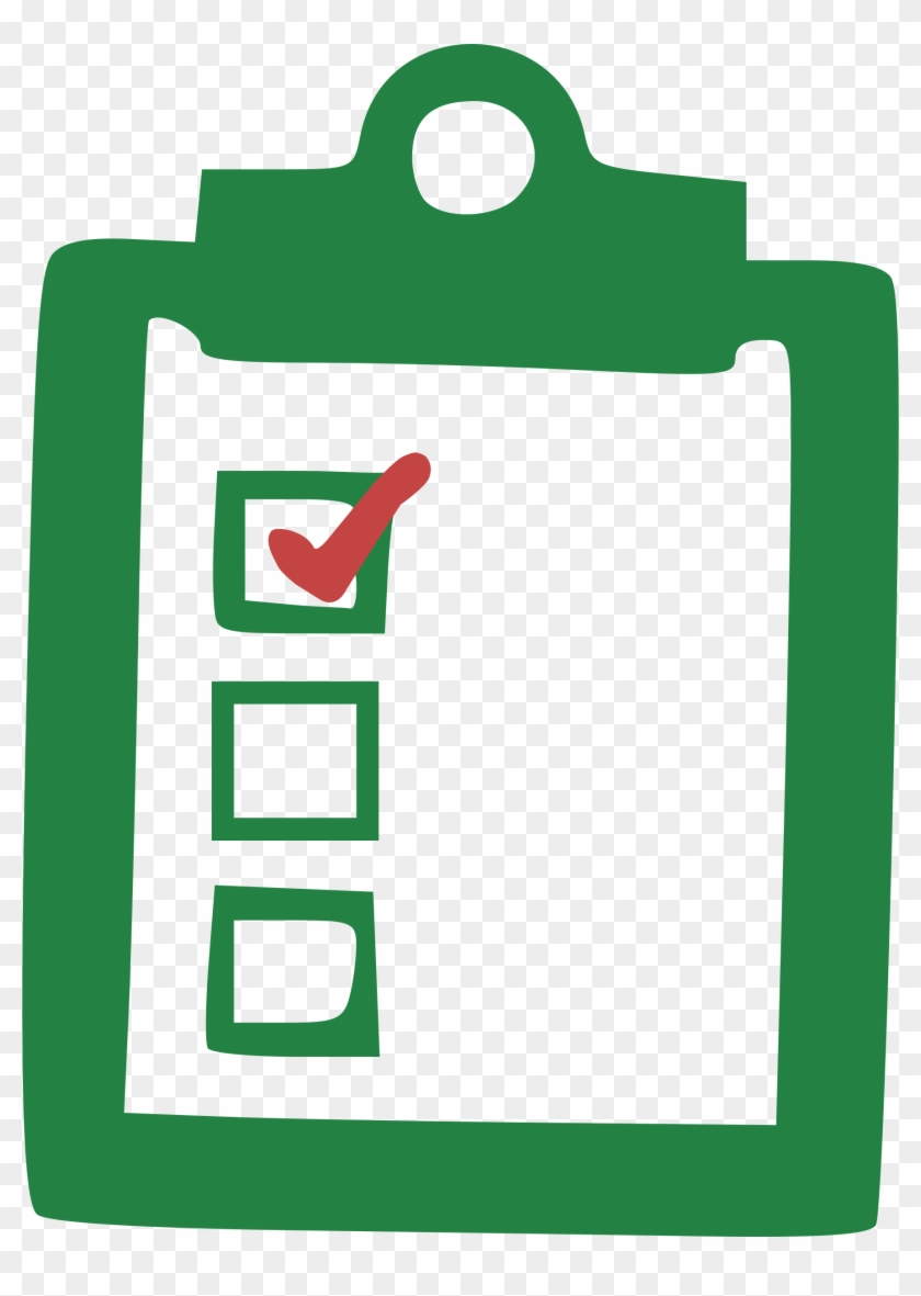 Checklist Big Image Png Ⓒ.
