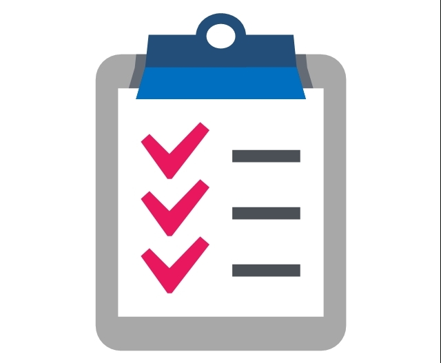 Checklist Clipart Png.
