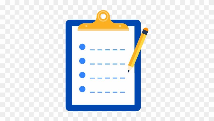 Computer Clipart Checklist.