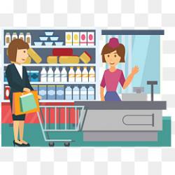 Cashier clipart cash counter, Picture #331087 cashier.