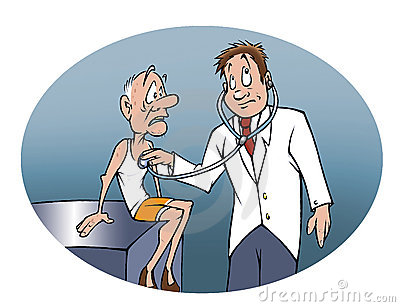 Health check up clipart.