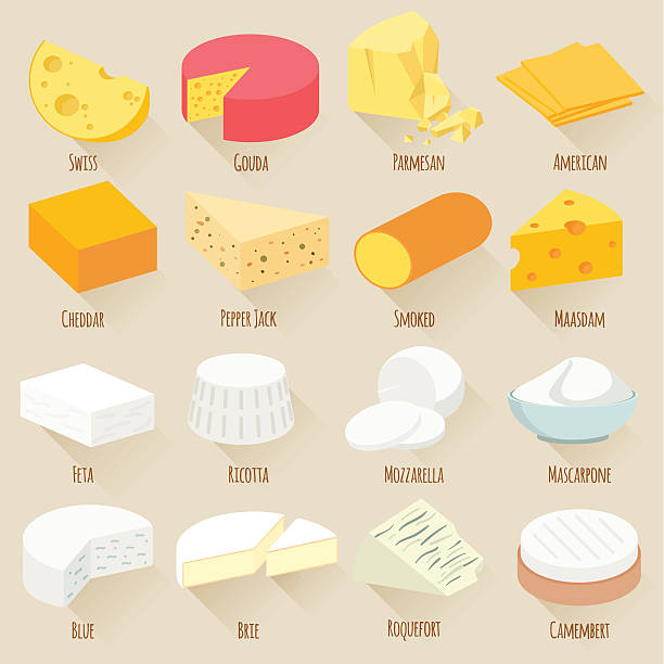 Best Cheddar Cheese Illustrations, Royalty.