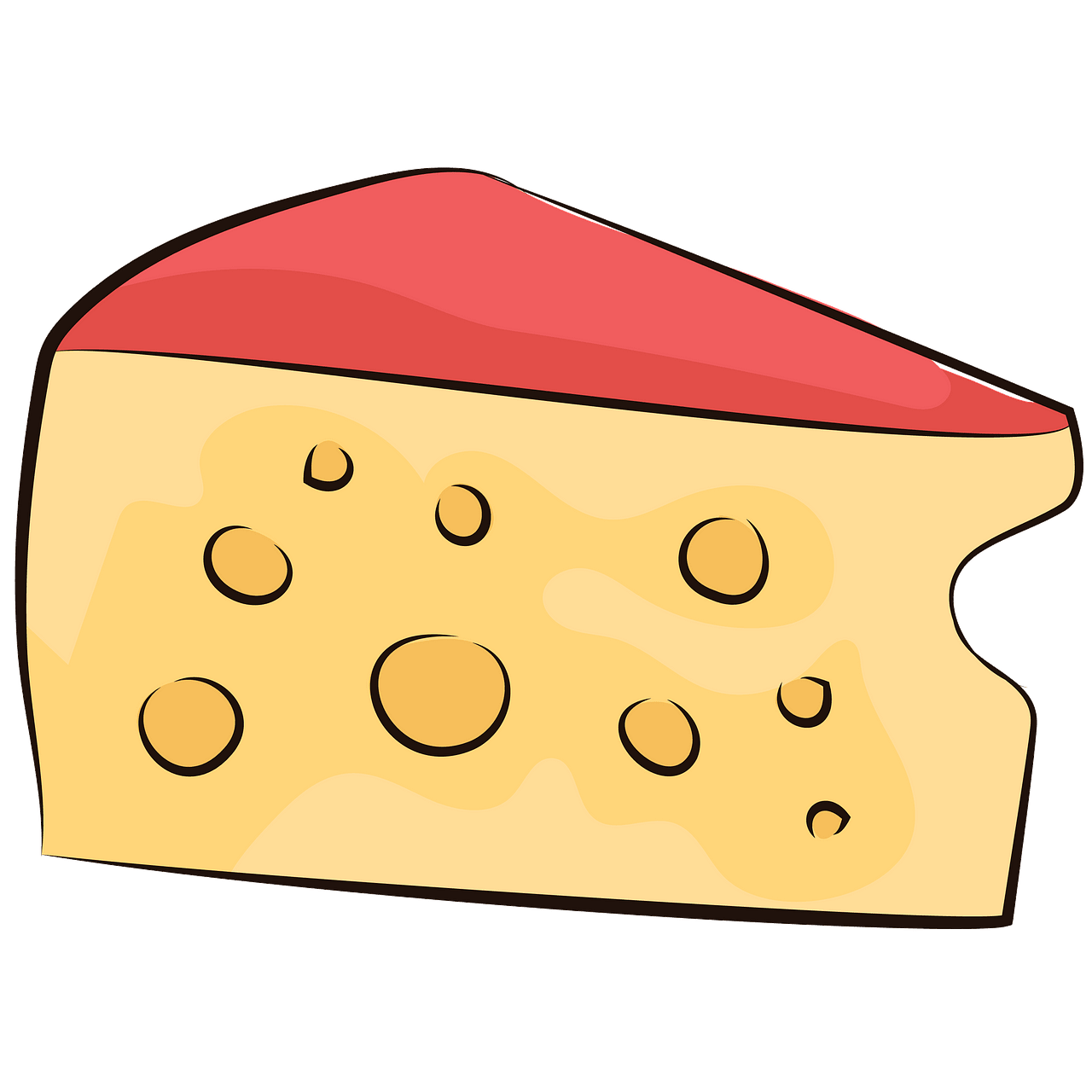 Cheese clipart. Free download..