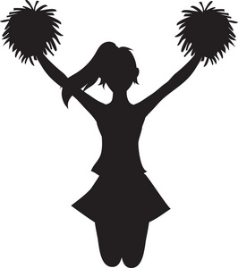Free Cheerleader Cliparts, Download Free Clip Art, Free Clip.